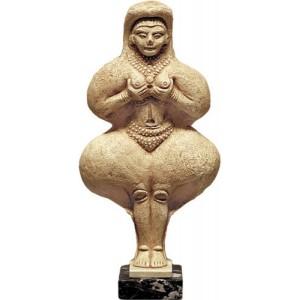 Babylonian goddess Ishtar